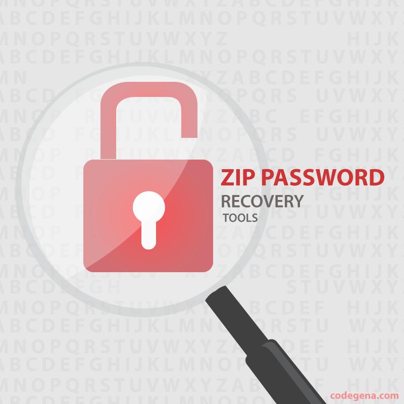 zip passwortfinder