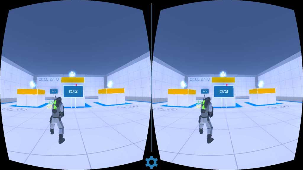 Hardcode-VR-Game