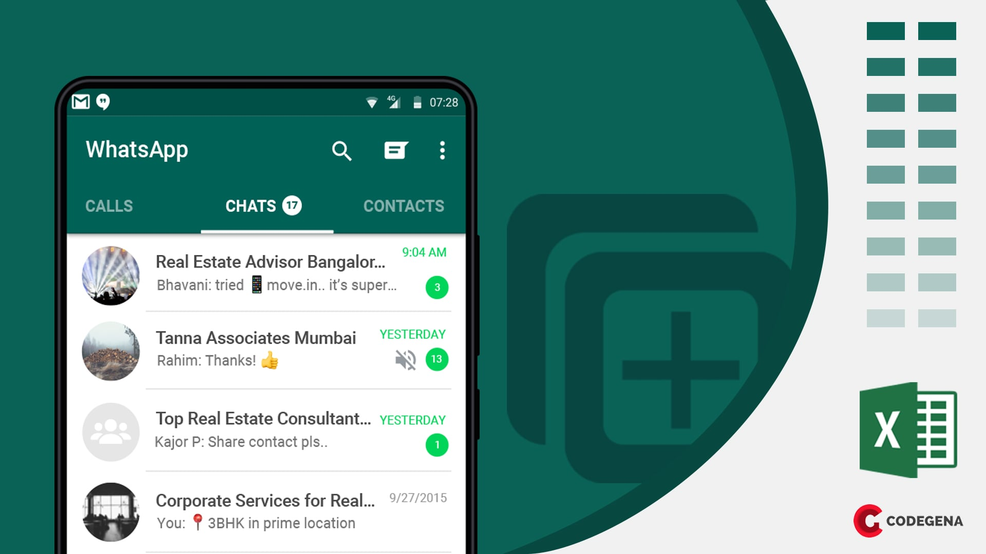 How to bulk add members to a whatsapp group from an excel sheet