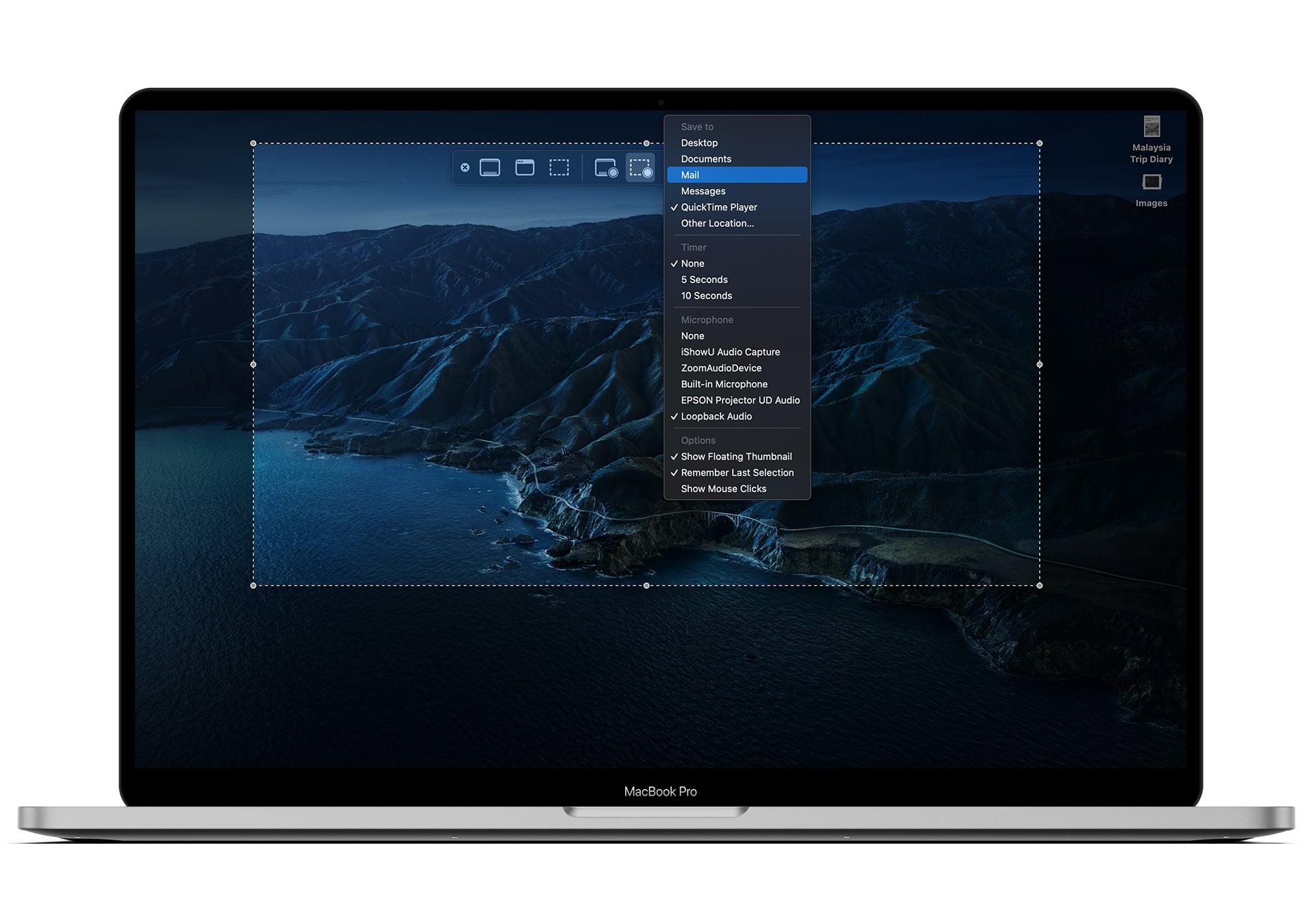 Record Mac Screen with Internal Audio